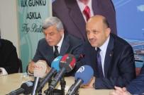 Milli Savunma Bakanı Işık Açıklaması 'CHP Anayasayı Ve Milli İradenin Kararını İhlal Ediyor'