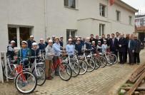 BİSİKLET - Minik Hafız Adaylarının Bisiklet Sevinci