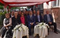 KENTSEL DÖNÜŞÜM PROJESI - Nazilli'nin Simgesi Muhammed Zühdi Uşşaki Türbesi Ziyarete Açıldı