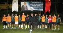 KARŞIYAKA - Pamukkale'de 5'İnci Futbol Turnuvası Başladı