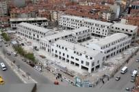Piri Mehmet Paşa Çarşısı Yapımında Sona Yaklaşılıyor