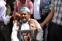 TEKERLEKLİ SANDALYE - Şehit oğlunu, tekerlekli sandalyede uğurladı