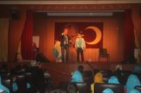 SİHİRBAZLIK - Taşlıçay'da Kişisel Gelişim Tiyatro Gösterisi Yapıldı
