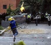 DARBE GİRİŞİMİ - Venezuela'daki Protestolarda Ölü Sayısı 22'Ye Yükseldi