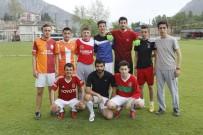 Vezirhan'da Bahar Futbol Turnuvası Başladı