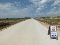 VİRANŞEHİR - Viranşehir Kırsal Mahallelerinde Çalışmalar Sürüyor