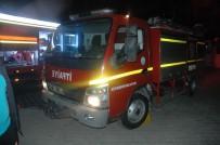 Yangına Müdahale Ederken Araçları Soyuldu