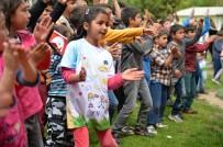YEŞILDERE - Zeytinköy'de 23 Nisan Coşkusu