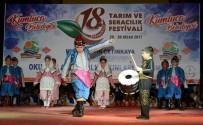 HALK OYUNLARI YARIŞMASI - 18. Tarım Ve Seracılık Festivali Etkinlikleri Devam Ediyor