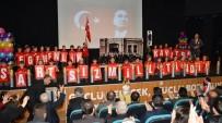 NECİP FAZIL KISAKÜREK - 23 Nisan Bozüyük'te Coşku İle Kutlandı