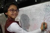 23 Nisan Çocuklarından Dünyaya Anlamlı Mesaj