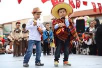 23 Nisan Coşkusu İzmir'i Sardı