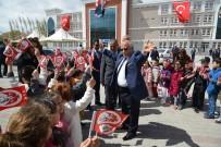 NECATI ŞENTÜRK - 23 Nisan Ulusal Egemenlik Ve Çocuk Bayramı Kırşehir'de Coşku İle Kutlandı