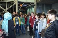 ÇOCUK FESTİVALİ - 332 Öğrenci Seka Bilim Merkezini Ziyaret Etti