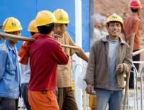 BATI ŞERİA - 6 in Çinli inşaat işçisi İsrail'e gelecek
