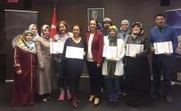 SINAV MERKEZLERİ - Açıköğretim Sistemi Kuzey Amerika Programlarında Ara Sınav Yapıldı