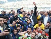 KAYSERI ERCIYESSPOR - Ankaragücü 1. Lig'e geri döndü