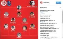 RıZA ÇALıMBAY - Antalyaspor'dan Futbolculara Ve Çalımbay'a 23 Nisan Jesti