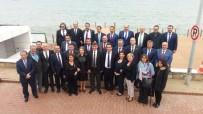 METİN FEYZİOĞLU - Av. Azade Ay Baro Başkanları Toplantısına Katıldı