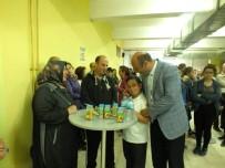 NAMIK KEMAL NAZLI - Ayvalık Mehmet Akif Ersoy Ortaokulu'ndan Gurur Çayı