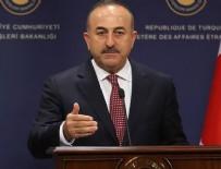 VATANDAŞLıK - Bakan Çavuşoğlu'ndan Ruslara müjde