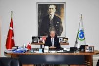 KADİR ALBAYRAK - Başkan Albayrak'tan Miraç Kandili Mesajı