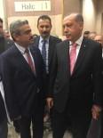 HALIÇ KONGRE MERKEZI - Başkan Alıcık, Cumhurbaşkanı Erdoğan'ı Nazilli'ye Davet Etti