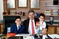 HASAN ÖZTÜRK - Başkan Çakır Koltuğunu Yasin Alper Türkmen'e  Devretti