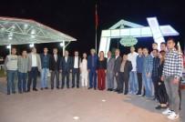 BANU ÖZDEMİR - Başkan Seyfi Dingil Basketbol Camiasını Ağırladı