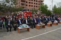 Besni'de 23 Nisan Coşkuyla Kutlandı
