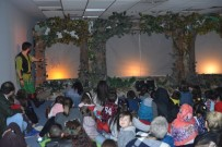 ADNAN YıLMAZ - 'Beyaz Tay' 23 Nisan'da Çocuklarla Buluştu