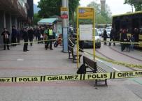 EMNIYET ŞERIDI - Bursa'da şüpheli çanta paniği