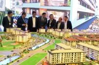 Bursa İnşaat Fuarı'nda Osmangazi Rüzgarı Esti
