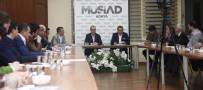 VATANDAŞLıK - Çağlar Açıklaması 'Yönetimde İstikrar, Cumhurbaşkanlığı Hükümet Sistemiyle Garanti Altına Alınıyor'