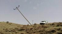 ÇEDAŞ Şiddetli Rüzgar Uyarısına Karşı Tedbirini Aldı