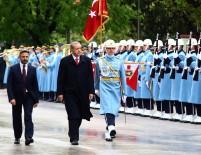 AHMET AYDIN - Cumhurbaşkanı Erdoğan Mecliste