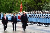 AHMET AYDIN - Cumhurbaşkanı Erdoğan TBMM'de