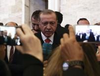 İSMAIL KAHRAMAN - Cumhurbaşkanı Erdoğan: Tartışmalar üzerine değil barış üzerine bina edin