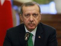 RECEP TAYYİP ERDOĞAN - Cumhurbaşkanı Erdoğan'dan tebrik
