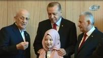 İSMAIL KAHRAMAN - Cumhurbaşkanı Erdoğan Ve Başbakan Yıldırım'dan Çocuklara Sürpriz