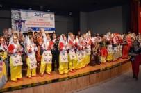 DAHOT 3. Halk Danslar Şenliği Büyük İlgi Gördü