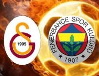 AHMET ÇALıK - Maç sonucu: Fenerbahçe 1-0 Galatasaray