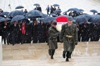 KEMAL KILIÇDAROĞLU - Devlet Erkanı Anıtkabir'de