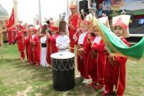 Elazığ'da 23 Nisan Kutlamaları Renkli Görüntülere Sahne Oldu