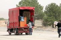 Elazığ'da Görünmez Kaza, 1 Yaralı