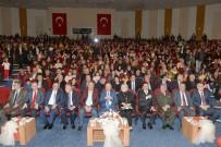 GAZI MUSTAFA KEMAL - Erzurum'da 23 Nisan Coşkusu