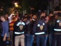 DURSUN ÖZBEK - Galatasaray taraftarından protesto