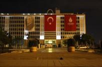SAĞLIK EKİBİ - İstanbul Büyükşehir Belediyesi'nde İntihar
