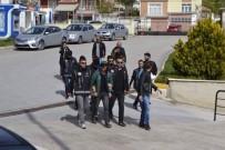 Karaman'da Otomobilden Çok Sayıda Uyuşturucu Hap Çıktı