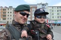 KAFKAS ÜNİVERSİTESİ - Kars'ta 23 Nisan Coşkusu